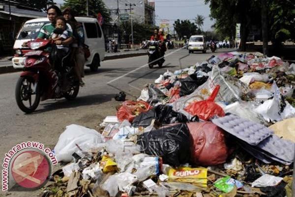 DLH Optimistis Selesaikan Masalah Sampah Kota Palu
