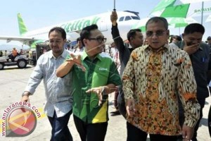 Pemkot Makassar-Citilink Tanda Tangani Kerja Sama