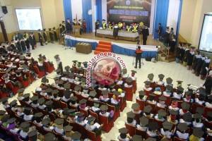 Mahasiswa Asal Malaysia Wisuda di Stikes  Majene