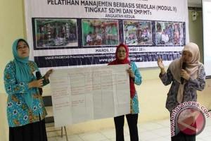 USAID-Prioritas Latih 140 Kepala Sekolah di Maros