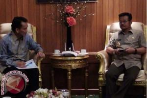 Gubernur Imbau Pt Vale Berdayakan Tenaga Lokal
