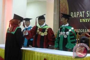 Puluhan mahasiswa Asia Afrika hadiri wisuda Unsulbar