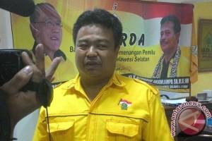 Susunan anggota Fraksi Golkar DPRD Sulsel dirombak