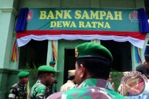 Makassar jadi percontohan program bank sampah nasional