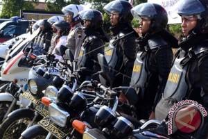 Polres Majene kerahkan 185 personil amankan debat