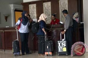 TPK hotel di Sulsel meningkat 2,53 persen