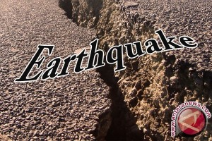 Warga Makassar digegerkan getaran gempa