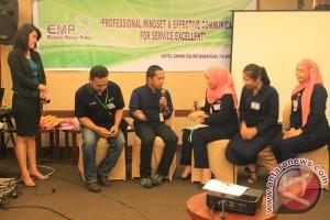 Petugas PMI Makassar dibekali pelatihan profesional