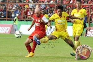 PSM bermain imbang 3-3 lawan Sriwijaya