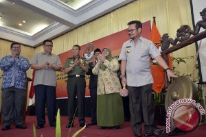 Komisioner panwas 11 kabupaten pilkada dilantik