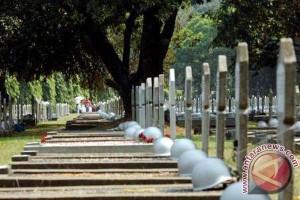 Dinsos Sulbar Perluas Taman Makam Pahlawan