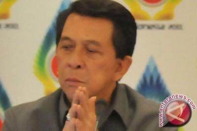 Sarundajang pamit akan akhiri jabatan Gubernur Sulut