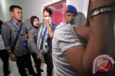 Polres Mamuju Utara bekuk dua bandar narkoba