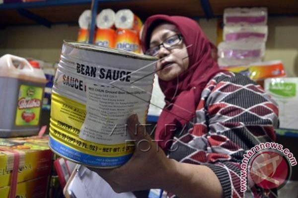 Produk Kadaluarsa Diperjual-belikan  Pasar Pannampu Makassar