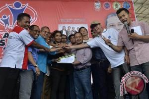 Pemkot Makassar deklarasikan anti narkoba