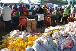 Pelindo IV salurkan 1.000 kupon pasar murah