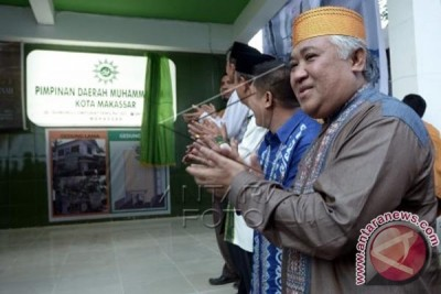 Muhammadiyah should have pharmaceutical factory: Din Syamsuddin