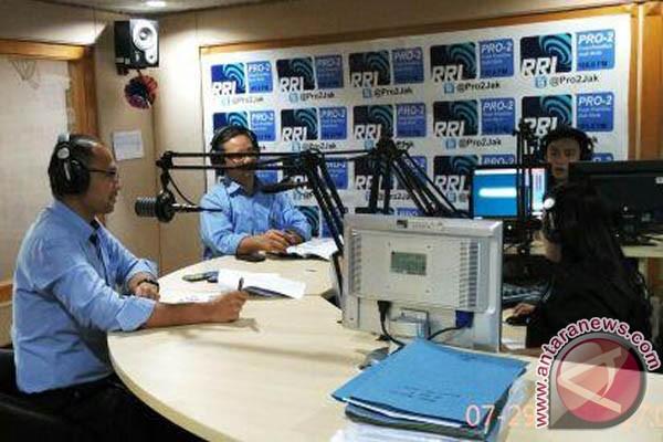 Kanwil DJP WPB Talk Show di RRI