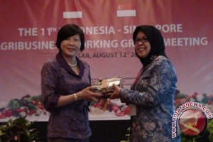 Indonesia-Singapore agribusiness meeting to boost exports