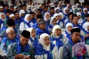 Pemberangkatan pertama jamaah calon haji 9 Agustus