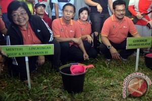Menteri lingkungan hidup ajak masyarakat buat biopri