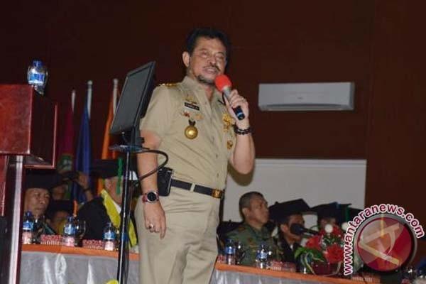 Gubernur Sulsel motivasi 4.701 mahasiswa baru UIN