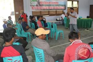 Cegah kecelakaan kerja, PT SRL 1 gelar training safety bagi petani