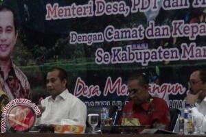 Menteri: Baru 26 persen dana desa terpakai