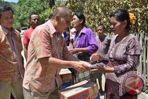 PT Semen Tonasa bantu bencana kebakaran Kalabbirang