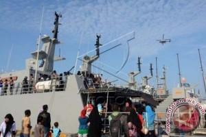 Tamu Sail Tomini mulai berdatangan di Palu