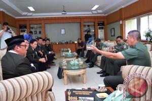 LDII Minta Pangdam beri pendalaman wawasan kebangsaan