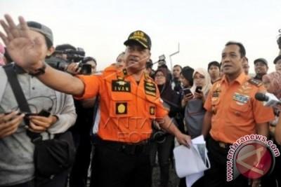 Basarnas: Semua laporan warga melihat pesawat nihil