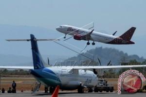 Kabut asap ganggu lalulintas penerbangan Bandara Hasanuddin