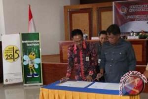 KPP Pratama Palopo bekerjasama Pemkab Tanatoraja
