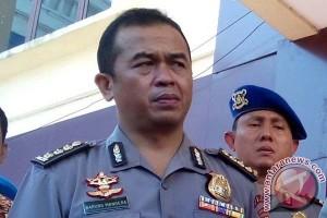 11 Polisi terjaring razia gabungan di THM