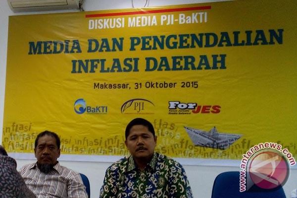PJI Sulsel gelar diskusi pengendalian inflasi daerah