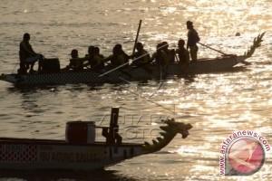 Dragon boat Lantamal VI diharapkan raih prestasi