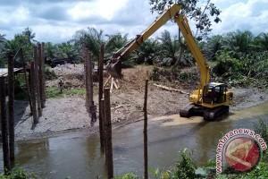 PT Mamuang bangun jembatan hubungkan Sulteng dan Sulbar
