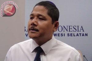 BI : Transaksi tunai di Sulsel berkurang 2015