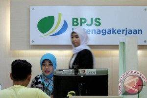 Peserta BPJS Ketenagakerjaan Makassar 30 ribu lebih
