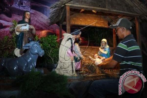 Pengamanan Natal di Timika libatkan masyarakat