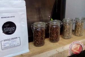 Kopiapi kembangkan kopi lokal Sulawesi kualitas premium