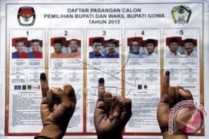 Polres Gowa antisipasi potensi kecurangan pemungutan suara