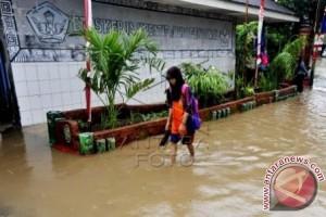Tiga sekolah di Matra diliburkan akibat banjir