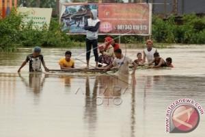 BPBD : Enam kecamatan di Makassar rawan banjir
