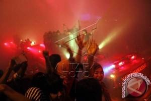 Sejumlah Artis Isi Acara Tahun Baru Makassar