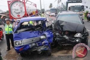 Polres : Sebagian besar kecelakaan akibat pengendara peminum