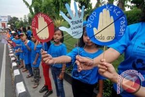 Polres Mamuju amankan empat pelaku penganiayaan anak