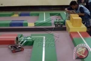 28 Tim bersaing di Celebes Robot Contes