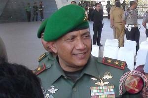 Pangdam VII/Wirabuana tinjau Makorem Mamuju
